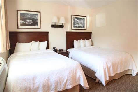 two beds in one double beds 2 full size beds the holland hotelthe