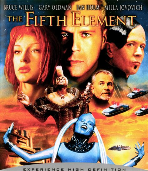 The Fifth Element the fifth element review top 100 sci fi