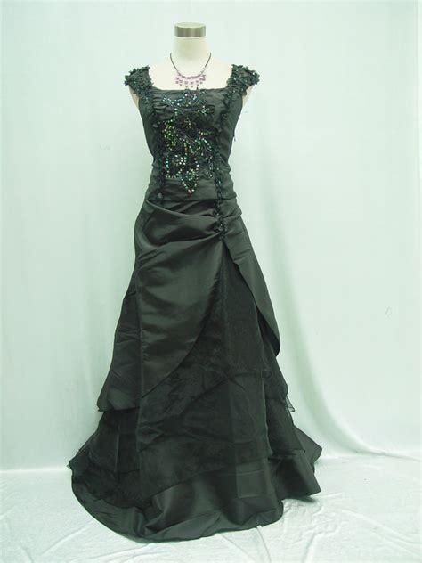Wedding Dresses Size 24 by Cherlone Plus Size Black Bridesmaid Ballgown Wedding