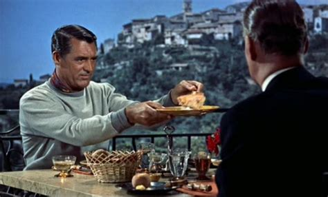 to catch a thief to catch a quiche to catch a thief 1955 food on