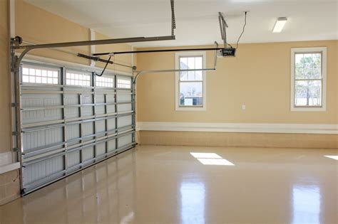 garage interior color and floor garage concrete garages garage flooring and