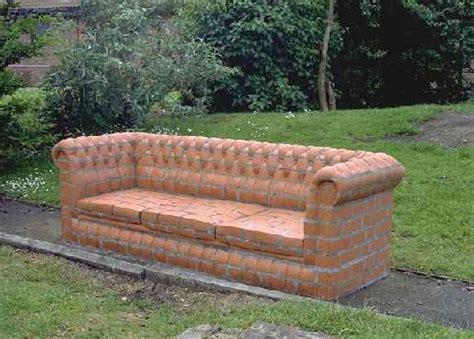 Brick Couches by Boyz Zone Versatlie Bricks