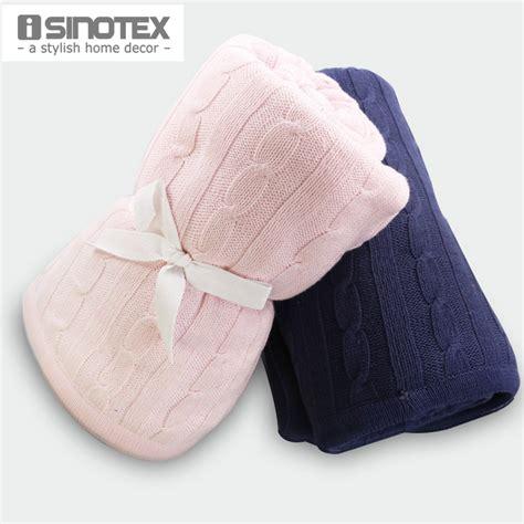 Baumwolle Fleece Decke by Kaufen Gro 223 Handel Gewebter Baumwolle Decke Aus