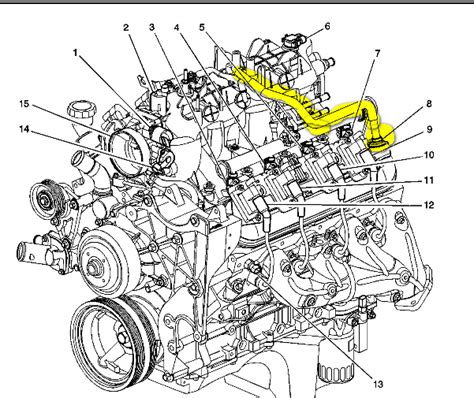 2008 gmc envoy rear kes diagram engine auto parts catalog and diagram gmc envoy 4 2 2008 auto images and specification