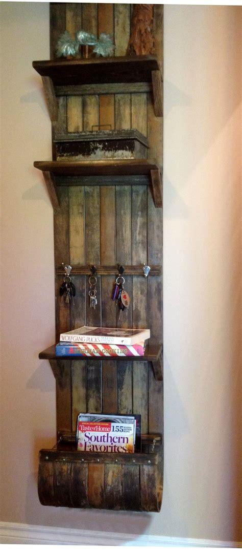 repurpose wooden toboggan google search home decor