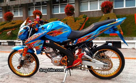 Gambar Motor Modifikasi Vixion by 51 Foto Gambar Modifikasi Motor Vixion Keren Terbaik