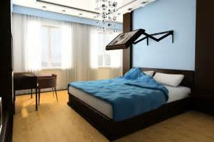 Bed Frame With Tv Mount Flip Out Tv Wall Mount Cleverly Conceals Your Flatscreen Digital Trends