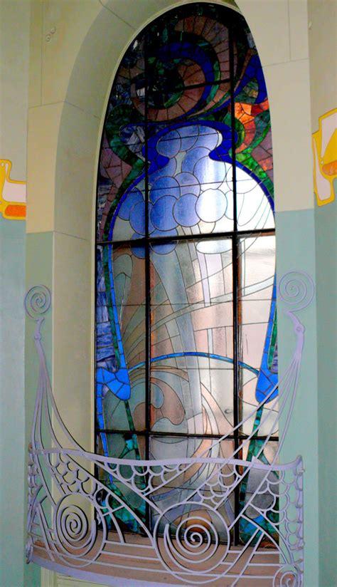 art nouveau interior design   style  essenziale