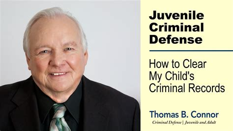 How To Clear Your Criminal Record Juvenile Criminal Defense How To Clear My Child S Criminal