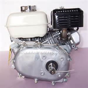 Gx160 Honda 5 5 Honda Gx160 Rh2 22mm Shaft 2 To 1 Gear Reduction 5 5 Hp Engine