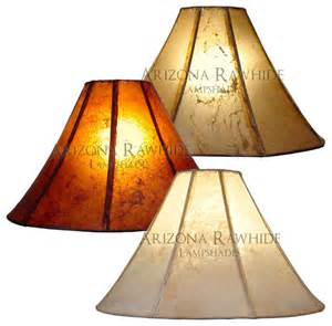Chandelier Print Fabric Rawhide Lamp Shade Floor Lamps Size 12 Quot H X 20 Quot W 6 Quot W Top