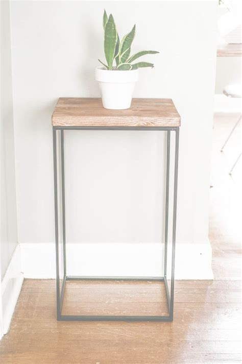 side tables ikea diy idea make a side table out of an ikea her side