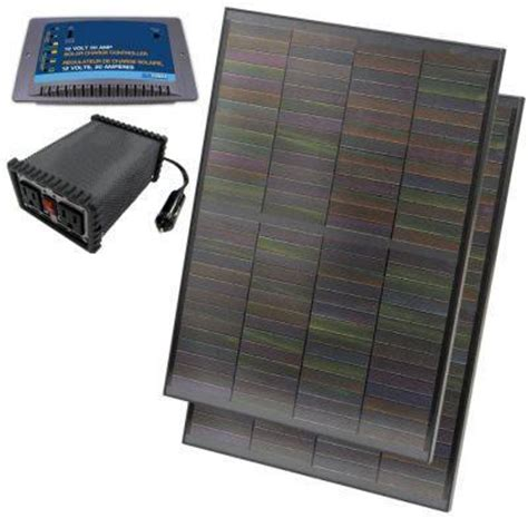 home depot 200 watt cigs solar panel kit customer reviews