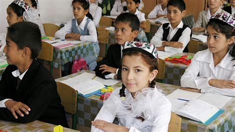 uzbek central banker complains of shortfalls uzbek education opens minds and hearts