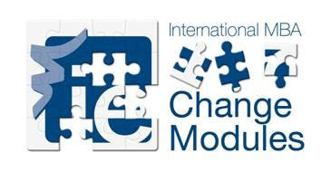 International Mba Ie by International Mba Change Modules Launch Think Design