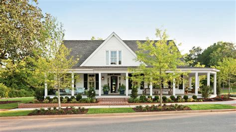 southern living idea house plans southern living and lennox 2012 idea house southern living