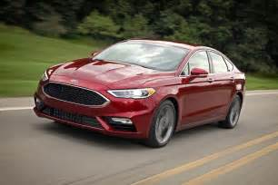 Ford Fusion Review 2017 Ford Fusion Review