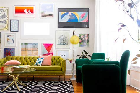 the living room omaha ne a vibrant rental for two creatives in omaha ne designsponge on omaha downtown hotels near