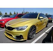 F82 BMW M4 In Austin Yellow Metallic  BenLevycom