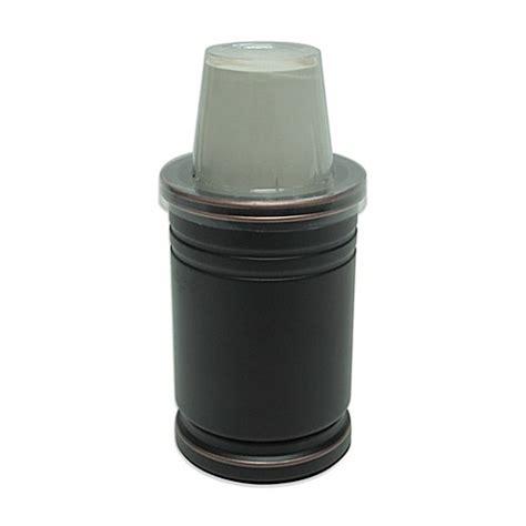 bathroom cup dispenser bronze buy lexington cup dispenser from bed bath beyond