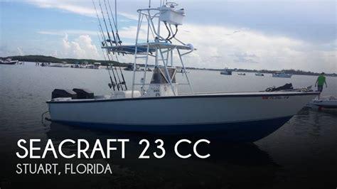 seacraft boats for sale florida canceled seacraft 23 cc boat in stuart fl 115490