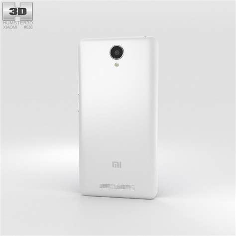 3d Xiaomi Redmi Note 2 xiaomi redmi note 2 white 3d model hum3d