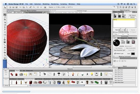tutorial strata design 3d strata design 3d se now in mac app store architosh