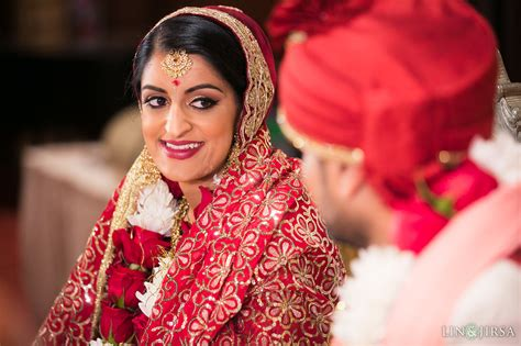 indian wedding dj los angeles millennium biltmore hotel indian wedding geeta kevin