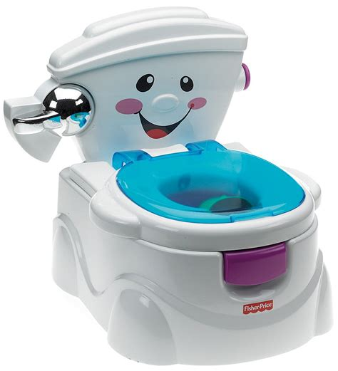 how to your to potty in the toilet fisher price my potty friend musical toilet seat fast free post ebay