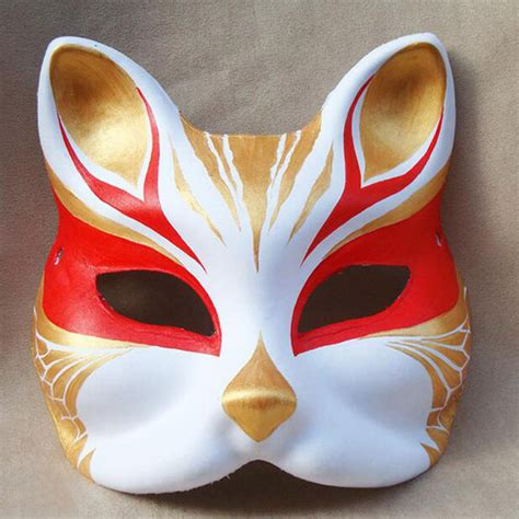 Paper Masks - popular paper fox mask buy cheap paper fox mask lots from