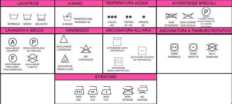 Simbolo Lavaggio In Lavatrice by Simbolo P Lavaggio Tessuti Etichette