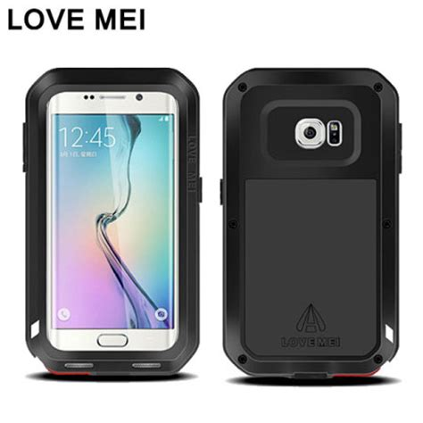 coque samsung galaxy s6 edge mei protectrice