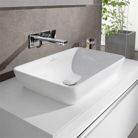 Badezimmer Unterschrank Reuter by Villeroy Boch Venticello Halbeinbau Aufsatzwaschtisch