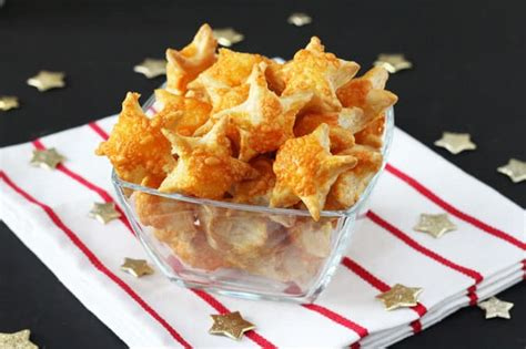 cheesy puff pastry stars  fussy eater healthy kids recipes