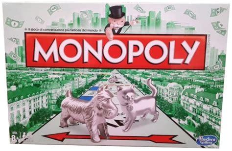 monopoli gioco da tavolo prezzo monopoly citt 224 italia gioco da tavolo scopri i vari
