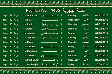 islamic holiday islamic holiday calendar 2014 hijri 1435