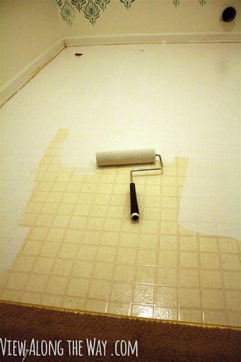 Laminate Flooring: How To Paint Over Laminate Flooring