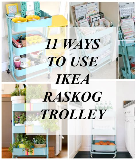 ikea uk on twitter quot a place to snuggle day and night our 11ways to use ikea raskog trolley mina and her blog