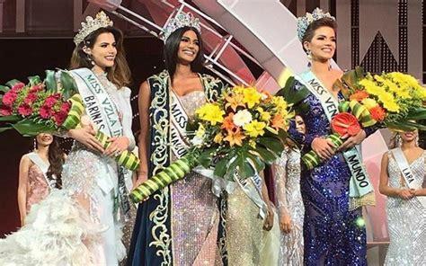 imagenes mis venezuela diario la verdad sthefany guti 233 rrez se corona como miss
