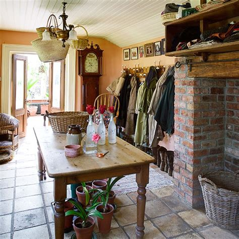 boot room boot room rural home in county house tour housetohome co uk