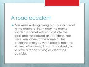 Report Writing On Road by Report Essay