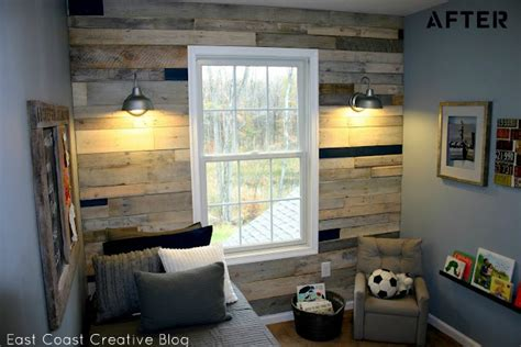 accent wall made out of pallets pallet wood projects pallet possibilities how to build a wooden pallet wall