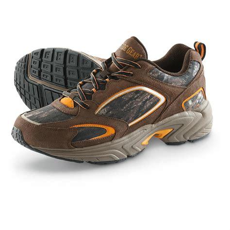 camo running shoes guide gear lace up camo walking shoes 587917 running