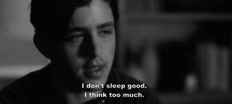 film quotes about sleep gif boys quote black and white text depression sad sleep