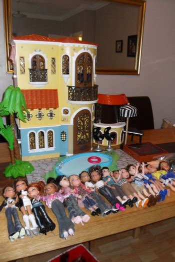 bratz doll house bratz doll house 15 dolls for sale in portrane dublin from martincurley