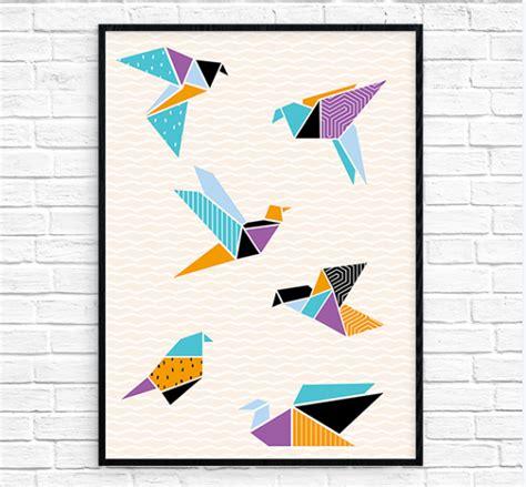 Printable Origami Crane - origami cranes printable wall allfreepapercrafts