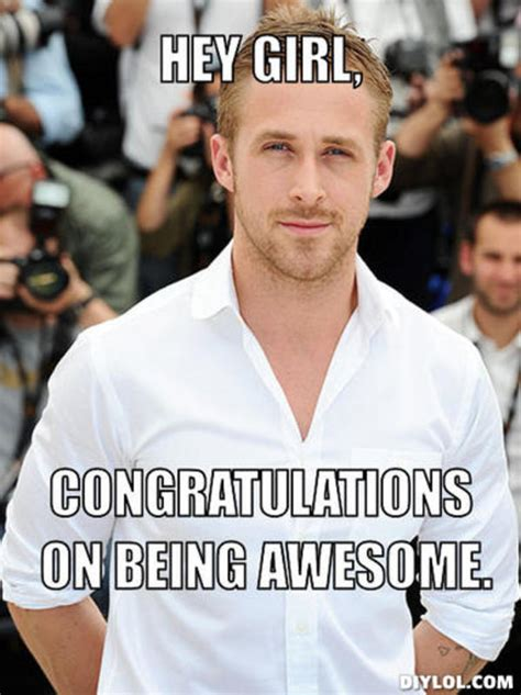 Hey Girl Meme Maker - resized ryan gosling meme generator hey girl
