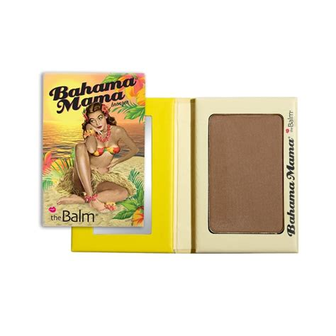 Bahama 7 08g thebalm bahama bronzer powder the store