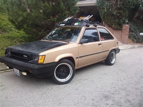 1985 Toyota Tercel Dannygee23 S 1985 Toyota Tercel In