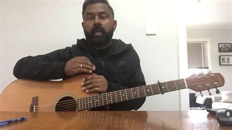 guitar tutorial by vijay kumar iraiva guitar tutorial velaikkaran anirudh jonita